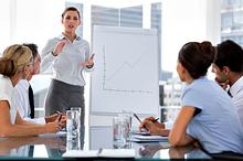 Mehr Frauen in Führungspositionen!