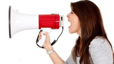 Frauen verschaffen sich Gehör