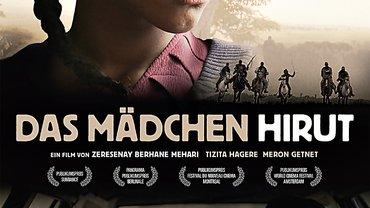 """Plakat zum Kinofilm """"Das Mädchen Hirut"""""""