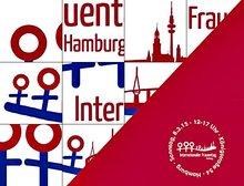 Logo des Hamburger Frauenbündnisses zum Internationalen Frauentag 2015