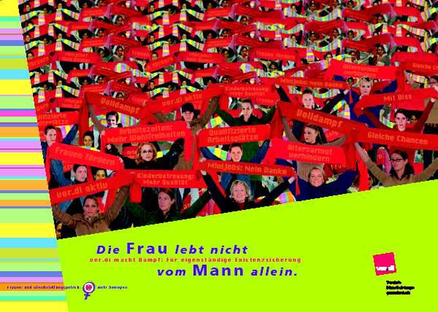 Bildergebnis für fotos von plakaten des internationalen frauentags
