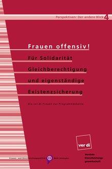 Titelbild der Broschüre Der andere Blick Nr. 4