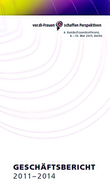 Cover zum Geschäftsbericht der 4. BFK 2015