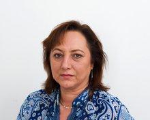 Potrait von Karin Schwendler