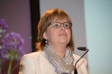 Stefanie Nutzenberger auf der 4. ver.di-Bundesfrauenkonferenz 2015