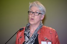 Barbara Henke, Vorsitzende des Bundesfrauenrats