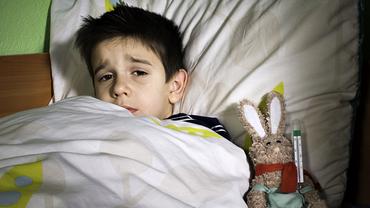 Erkältung, Kopfschmerz, Fieber... gerade für Kinder schwer zu ertragen