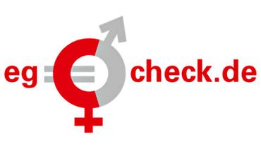 Logo eg check