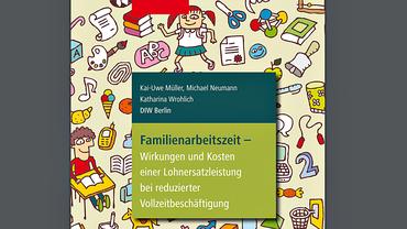 Studie zur Familienarbeitszeit (Cover)
