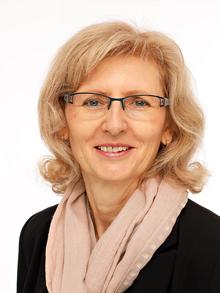 Marianne Bäumler (Vizepräsidentin Katholischer Deutscher Frauenbund)