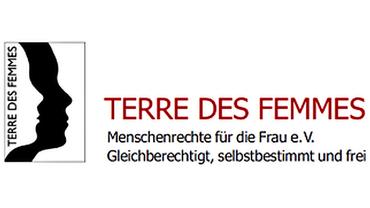 Logo von TERRE DES FEMMES