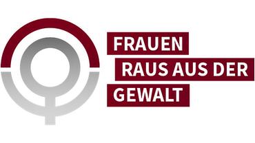 """Logo des Webportals """"Frauen raus aus der Gewalt"""""""