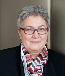 Elke Hannack (stellvertretende Vorsitzende Deutscher Gewerkschaftsbund)
