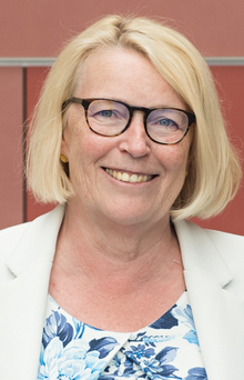 Mona Küppers (Vorsitzende des Deutschen Frauenrats e.V.)