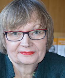 Susanne Kahl-Passoth, Vorsitzende der Evangelischen Frauen in Deutschland e.V.