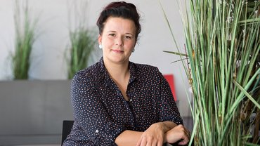 Isabell Senff, 29, Zustellerin bei der Deutschen Post, freigestellte Betriebsrätin, Mitglied im Gesamtbetriebsrat und stellvertretende Vorsitzende der ver.di Jugend