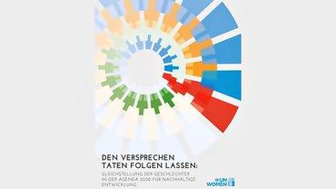 UN Women zum Stand der Gleichstellung der Geschlechter (Cover)