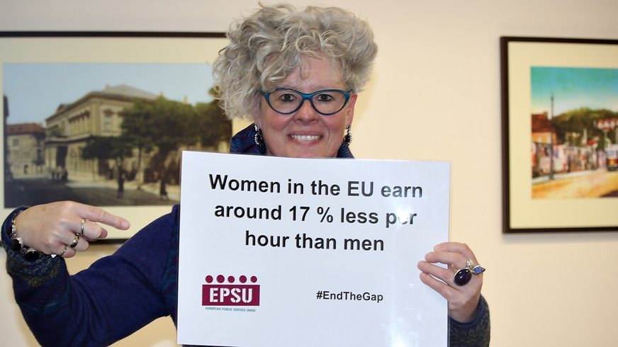 Equal Pay Day Gender Pay Gap