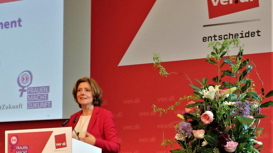 Bundesfrauenkonferenz 2019 Rede Malu Dreyer