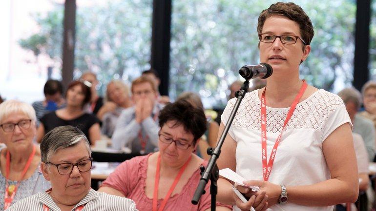 15. Frauenalterssicherungskonferenz bei ver.di