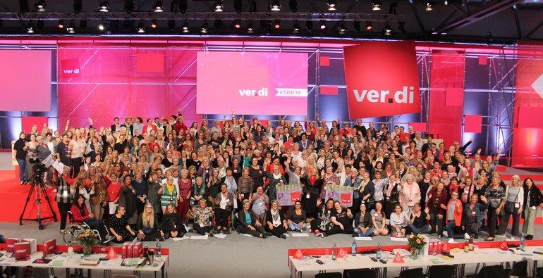 BuKo Bundeskongress 2019 Leipzig Frauen