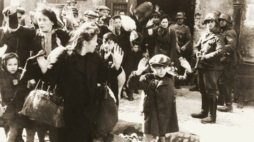 Warschau Ghetto Nazi Terror