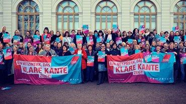 Zukunftsdialog-Konferenz der DGB-Frauen am 17. und 18. Januar 2020 in Weimar