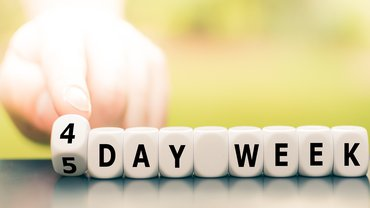Vier-Tage-Woche Viertagewoche Arbeitszeit Vier Tage Woche