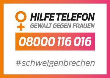 Mitmachaktion Hilfetelefon Logo
