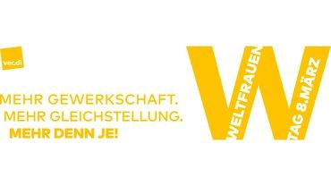Frauentag IFT Logo DGB Frauen 2021