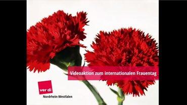 ver.di NRW Screen Video Frauentag 2021
