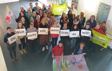 08. März Frauentag 2020 gemeinsam stark Niedersachsen-Bremen