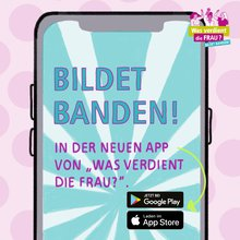 App Bildet Banden Was verdient die Frau DGB